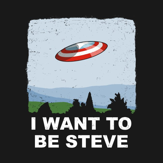 I WANT TO BE STEVE