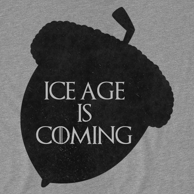 Ice Coming