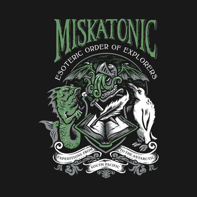 Miskatonic esoteric Order of Explorers
