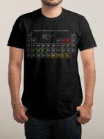 ONOMATOPOERIODIC TABLE T-Shirt