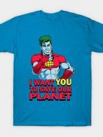 PLANETEER CALL T-Shirt