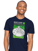 Powered by Microverse T-Shirt