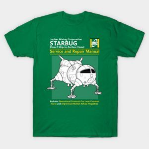 STARBUG SERVICE AND REPAIR MANUAL