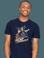 Scruffy Looking Nerf Hoarder T-Shirt