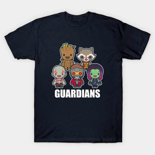 THE GUARDIANS (DARK)