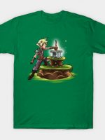 The Buster Sword in the Stone T-Shirt