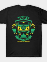 Turtles Circuit Racing T-Shirt