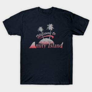 WELCOME TO AMITY! (BLOOD RED)