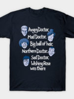 Angry Doctor T-Shirt