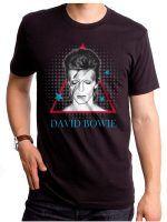 David Bowie Aladdin Pyramid T-Shirt