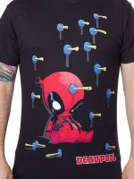 Deadpool Chibi Mercenary T-Shirt