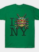 I (Turtle) NY T-Shirt