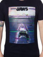 Jaws Tracking Lines T-Shirt