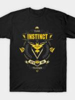 Let's Go! Instinct T-Shirt
