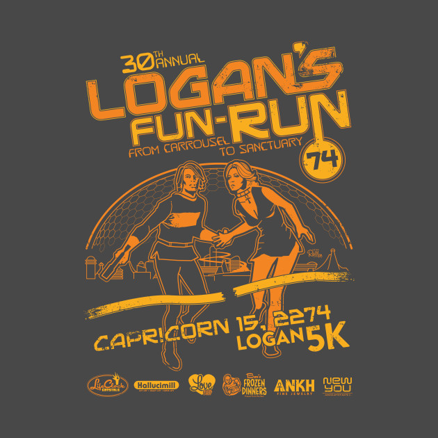 Logan's Fun-Run from Carrousel to Sanctuary