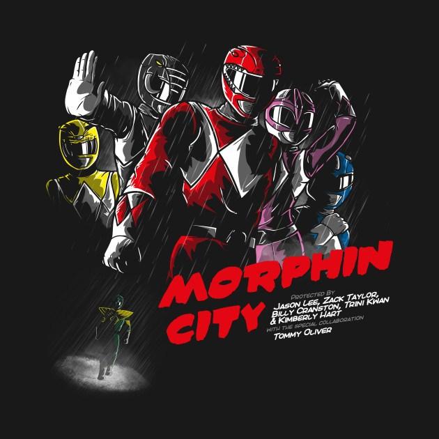 MORPHIN CITY