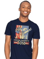 Nixon/Agnew 3016 T-Shirt