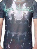 Nothing's Shocking Jane's Addiction Sublimation T-Shirt