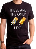 Only Push-Up's I Do T-Shirt