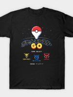 Retro GO T-Shirt