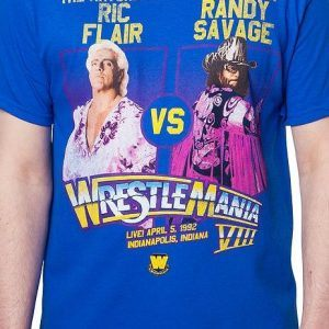 Ric Flair Vs Macho Man WrestleMania