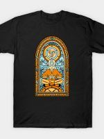 STAINED GLASS AIR T-Shirt