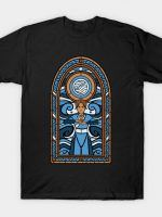 STAINED GLASS WATER T-Shirt