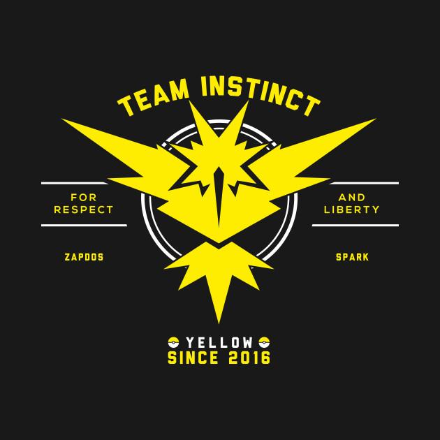 Team Instinct I Choose You!