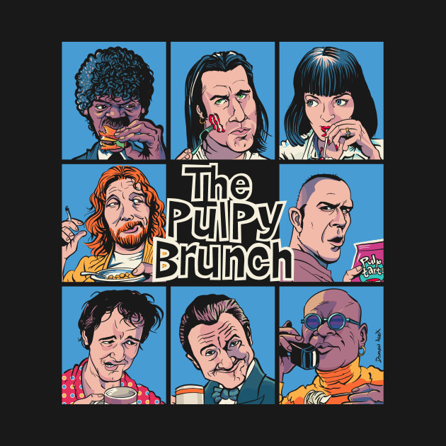 The Pulpy Brunch