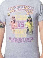 Ultimate Warrior vs Randy Savage WrestleMania T-Shirt