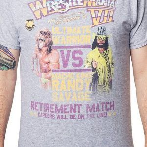 Ultimate Warrior vs Randy Savage WrestleMania