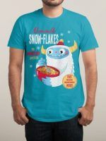 ABOMINABLE SNOW-FLAKES T-Shirt