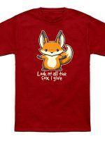 All The Fox T-Shirt