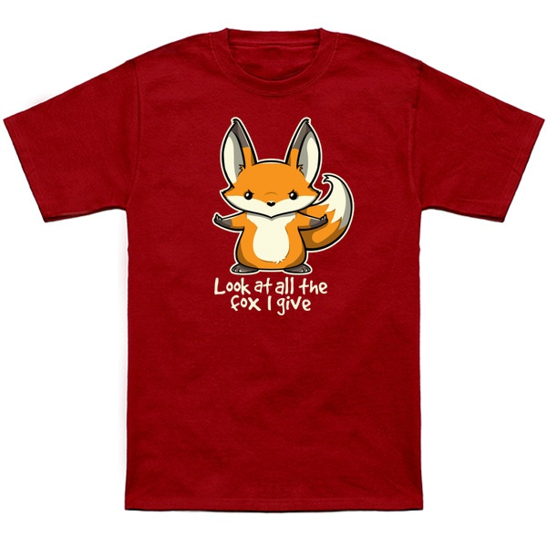 All the fox