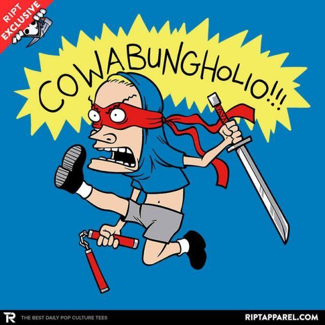 COWABUNGHOLIO!