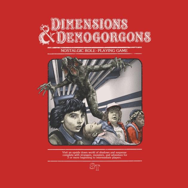 DIMENSIONS & DEMOGORGONS