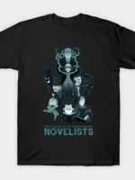 Extraordinary Novelists T-Shirt