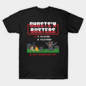 GHOSTS 'N BUSTERS