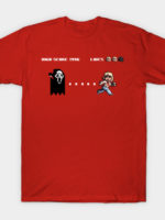 Ghostface Pac-Man T-Shirt