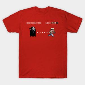 Ghostface Pac-man
