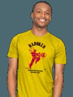 Hadoken Whiskey T-Shirt