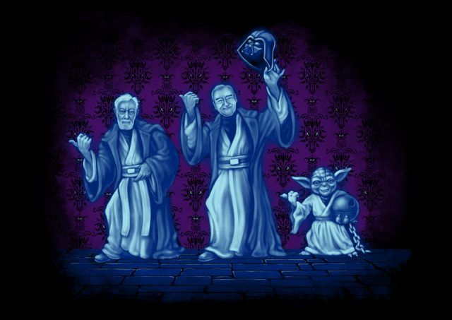 May the Ghosts Be With You