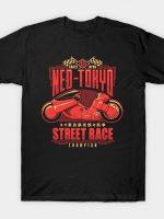 Neo-Tokyo Street Race T-Shirt