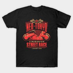 Neo-Tokyo Street Race Champion