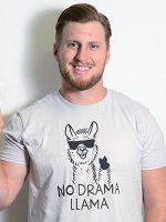 No Drama Llama T-Shirt