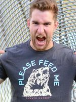 Please Feed Me, Always Hungry T-Shirt