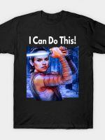 REY CAN DO IT! T-Shirt