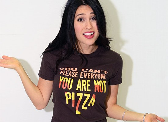 You Are Not Pizza