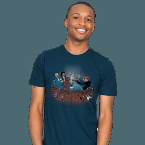 Hot Tub Time Travelers T-Shirt