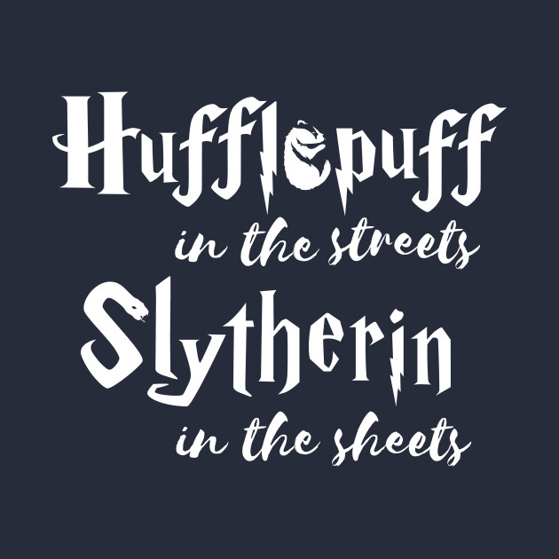 Hufflepuff in the Streets